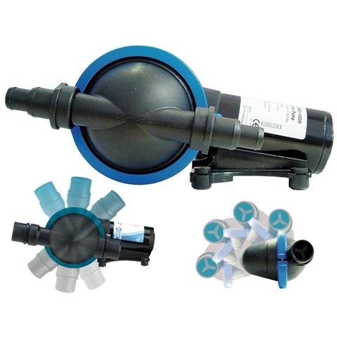 ITT Jabsco 50880-1000 Sintine Pompası 210 GPH 12V
