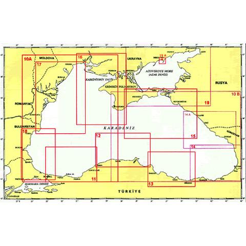 SHODB Seyir Haritası 13