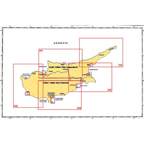 SHODB Seyir Haritası 341