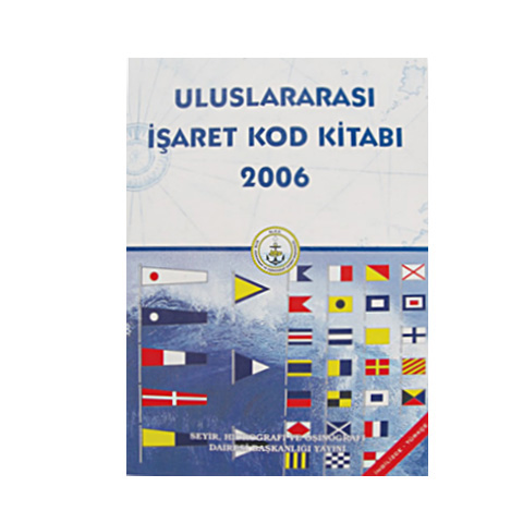 SHODB Uluslararası İşaret Kod Kitabı