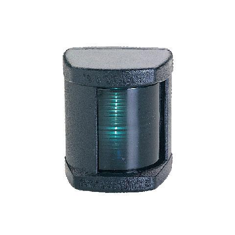 Lalizas N12 Seyir Feneri Siyah Polikarbon - Sancak - Yeşil