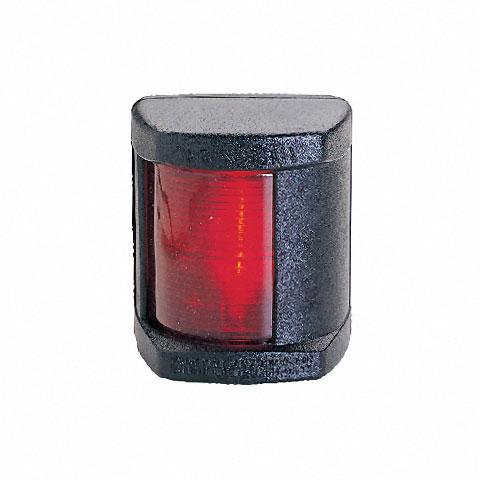Lalizas N12 Seyir Feneri Siyah Polikarbon - İskele - Kırmızı