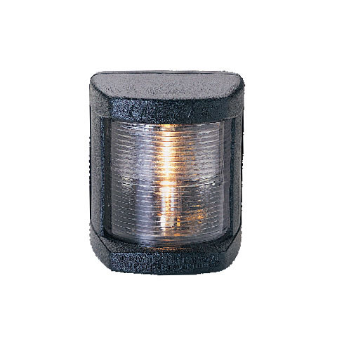 Lalizas N12 Seyir Feneri Siyah Polikarbon - Pupa - Beyaz