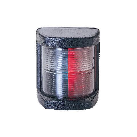 Lalizas N12 Seyir Feneri Siyah Polikarbon - İskele/Sancak - Kırmızı/Yeşil