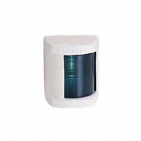 Lalizas N12 Seyir Feneri Beyaz Polikarbon - Sancak - Yeşil