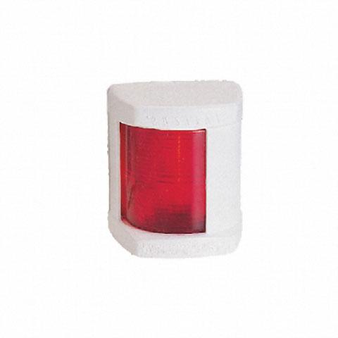 Lalizas N12 Seyir Feneri Beyaz Polikarbon - İskele - Kırmızı
