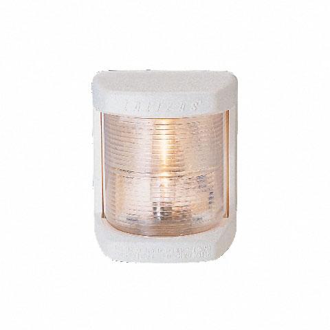 Lalizas N12 Seyir Feneri Beyaz Polikarbon - Pruva - Beyaz