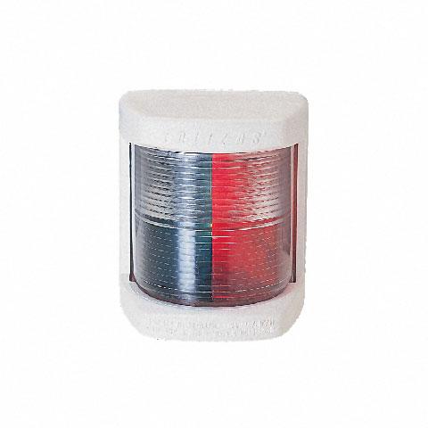 Lalizas N12 Seyir Feneri Beyaz Polikarbon - İskele/Sancak - Kırmızı/Yeşil