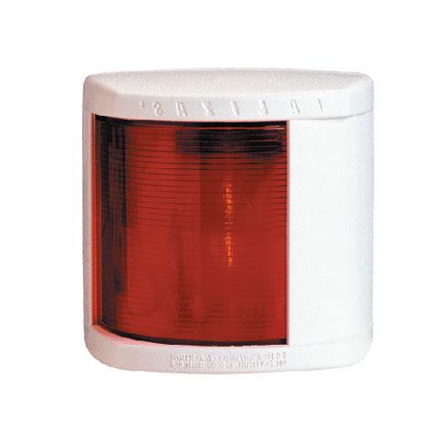 Lalizas MAXI N 20 Seyir Feneri Beyaz Polikarbon - İskele - Kırmızı