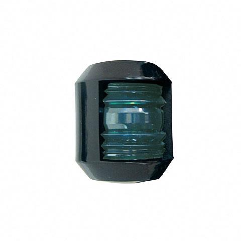 Lalizas Junior N12 Seyir Feneri Siyah Plastik - Sancak - Yeşil