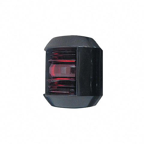 Lalizas Junior N12 Seyir Feneri Siyah Plastik - İskele - Kırmızı