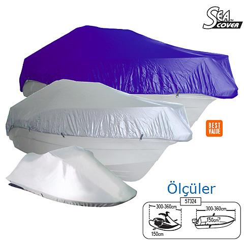Lalizas Sea Cover Mini Koruyucu Örtü