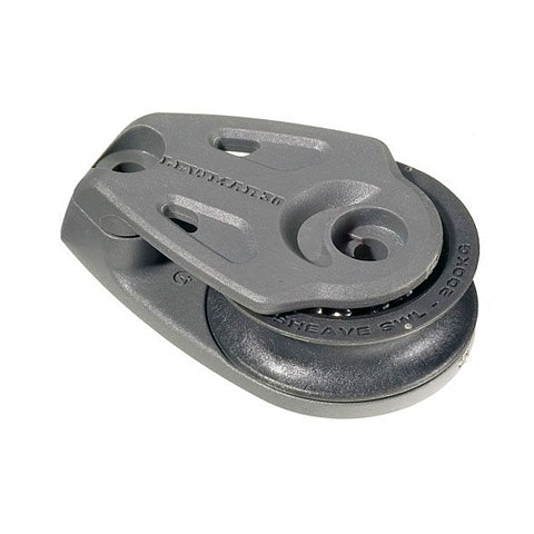Lewmar Control Makara - 40mm. - Cheekblock