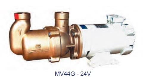 Gianneschi ECO-MV44G Pis Su Pompası 24V CC 0,33kw.