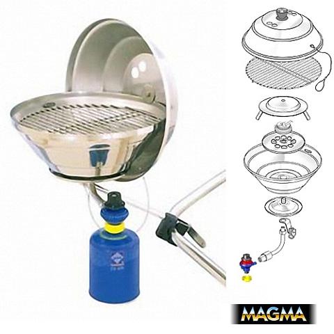 Magma Marine Kettle A10-005CE-2 Mangal - Gazlı