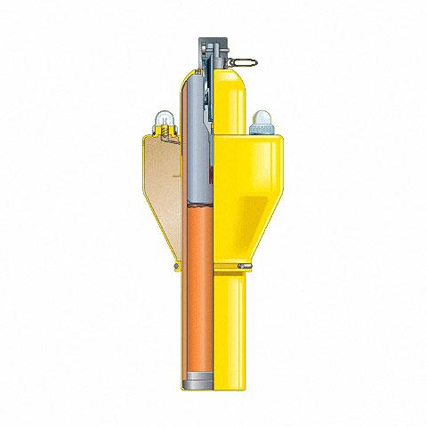Hansson PyroTech IKAROS MK III Manoverboard  - Işık ve Duman