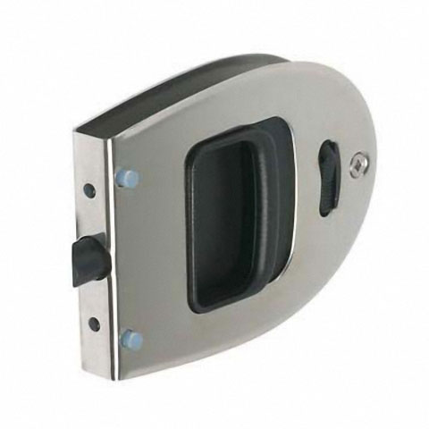 Southco Mobella Omni Spring Bolt Menteşeli Kapı Kilidi - 12,7mm.