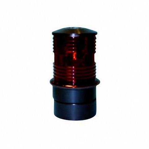 Osculati Arıza Feneri Siyah Plastik - 360° - Kırmızı