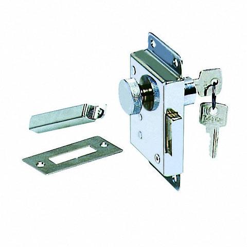 Osculati DX20 Kapı Kilidi - 98x58mm. Sağ