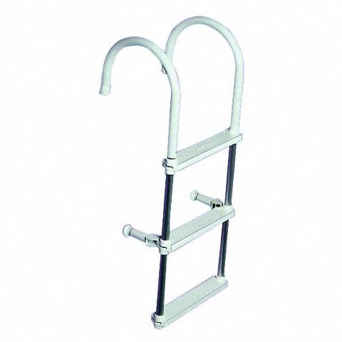 Osculati Portatif Merdiven - 3 Basamaklı
