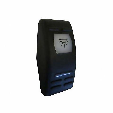 Osculati IP56 Switch Kapağı - Seyir Feneri Sembollü