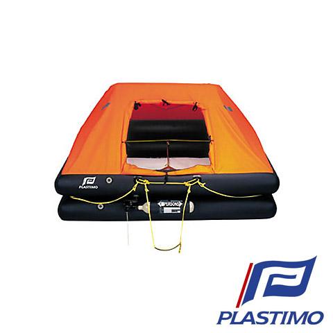 Plastimo Cruiser 6 Standart Canister Can Salı - 6 Kişilik