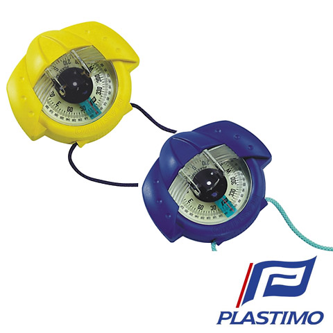 Plastimo IRIS 50 Kerteriz Pusulası - Mavi
