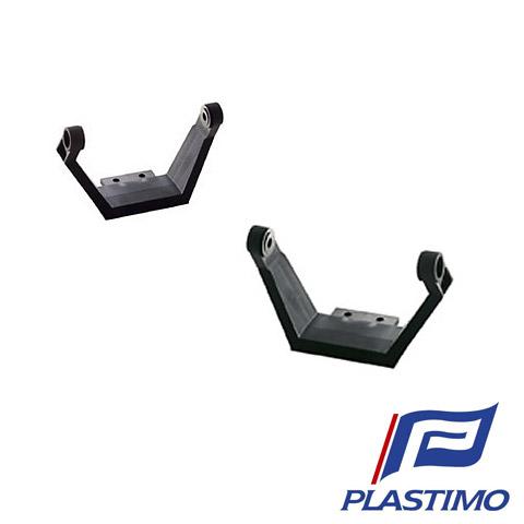 Plastimo Offshore 105 Pusula Braketi - Siyah