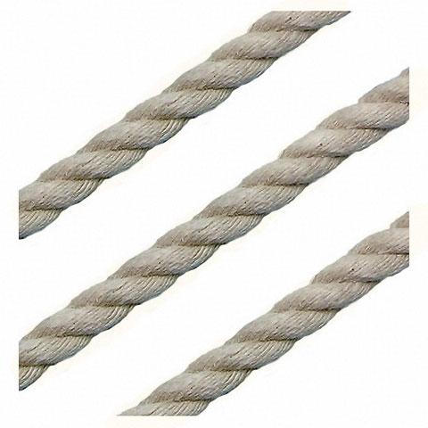 Polyropes Hampa 100% Kenevir Halat 10mm.