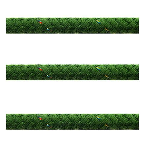 Polyropes Cruising-Skot Mat Iskota Halatı 10mm. Yeşil