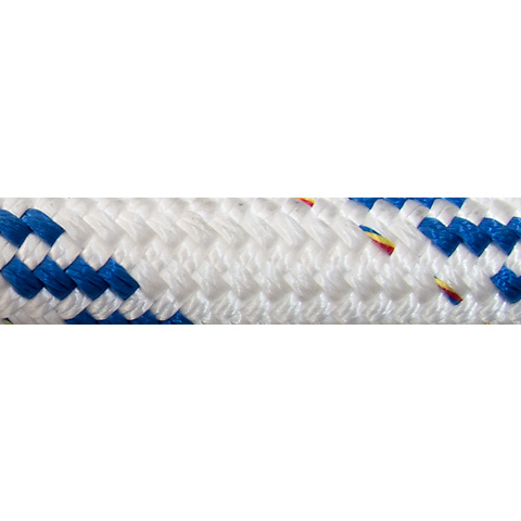 Polyropes Dyneemic Racer 3003 Iskota Halatı 14mm. Beyaz-Lacivert