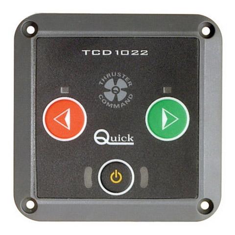 Quick TCD1022 Baş Pervanesi Kumanda Paneli