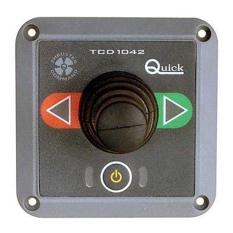 Quick TCD1042 Baş Pervanesi Kumanda Paneli