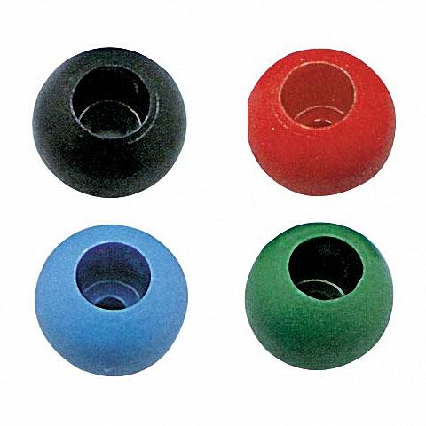 Ronstan RF1315 Plastik İp Stoper Topu - Kırmızı
