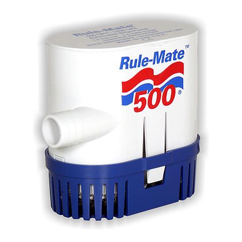 ITT Rule RM500 Rule-Mate Sintine Pompası 500 GPH 24V - Otomatik