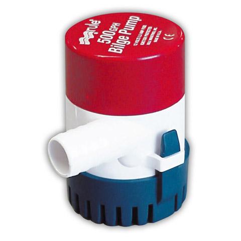 ITT Rule 25D Sintine Pompası 500 GPH 12V