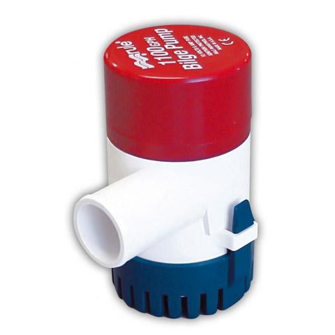 ITT Rule 27D Sintine Pompası 1100 GPH 12V