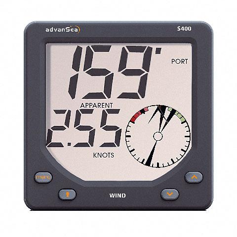 AdvanSea S400 Wind Rüzgar Gösterge Sistemi