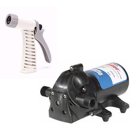 Shurflo Blaster Güverte Yıkama Pompası 3,5 GPM 12V