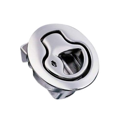 Southco M1 Gömme Kulplu Kilit 12-17mm. - Anahtarlı - Paslanmaz Çelik