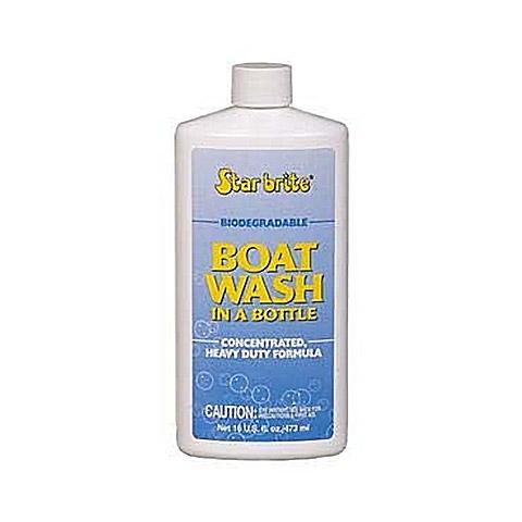 Star Brite Boat Wash Organik Bot Temizleyici 473ml.