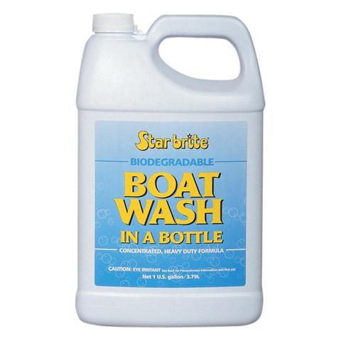 Star Brite Boat Wash Organik Bot Temizleyici 3,79 Lt.