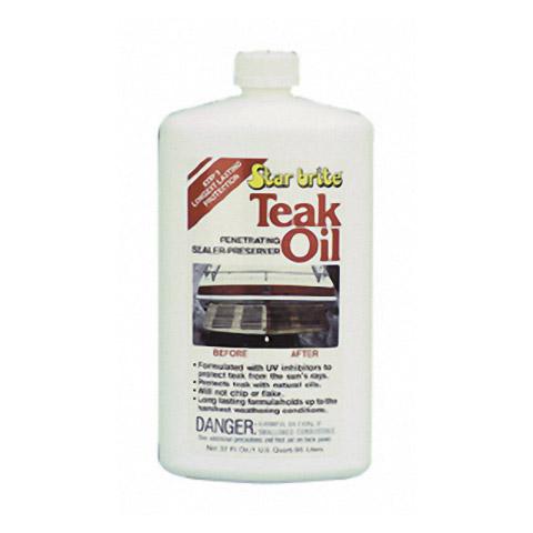 Star Brite Teak Oil 946ml.