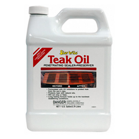 Star Brite Teak Oil 3,79 Litre