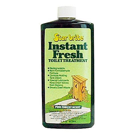 Star Brite Instant Fresh Toilet Treatment - Tuvalet Katkısı 473ml. - Çam Kokulu