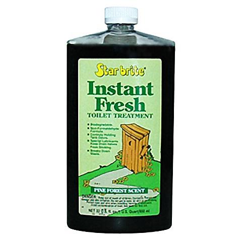 Star Brite Instant Fresh Toilet Treatment - Tuvalet Katkısı 950ml. - Çam Kokulu