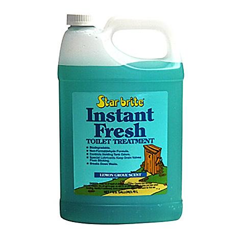 Star Brite Instant Fresh Toilet Treatment - Tuvalet Katkısı 3,79 L. - Limon Kokulu