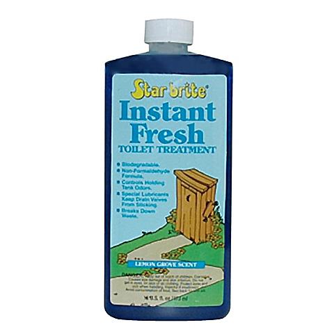 Star Brite Instant Fresh Toilet Treatment - Tuvalet Katkısı 473ml. - Limon Kokulu