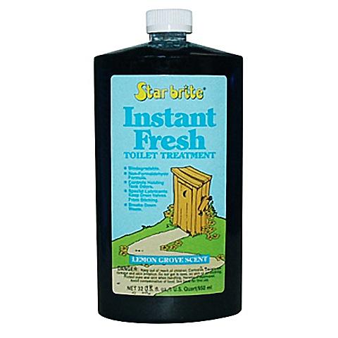 Star Brite Instant Fresh Toilet Treatment - Tuvalet Katkısı 950ml. - Limon Kokulu