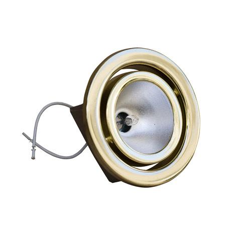 Tmc Tavan Lambası Gömme Sarı 110mm.